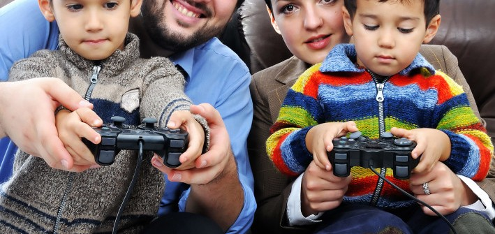 How Parents Should Manage Video Games In The Family