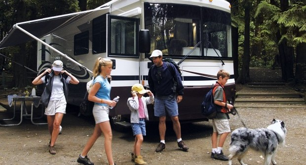 How To Handle Pets During An RV Trip