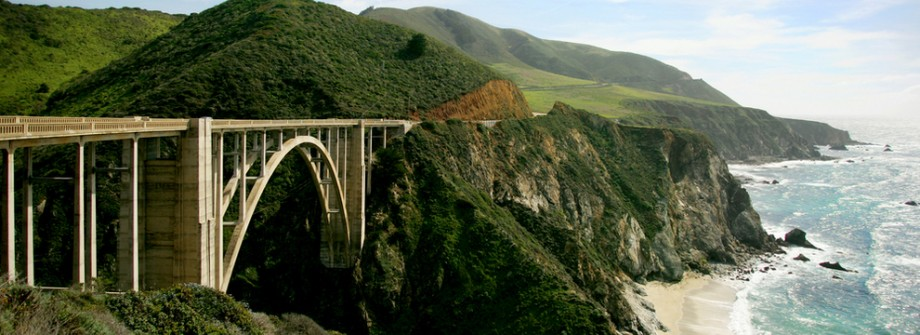 Travelling Through California's Highway 101
