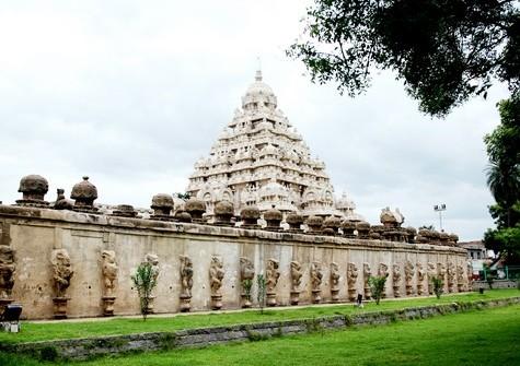 kailasanathar temple in Kanchipuram