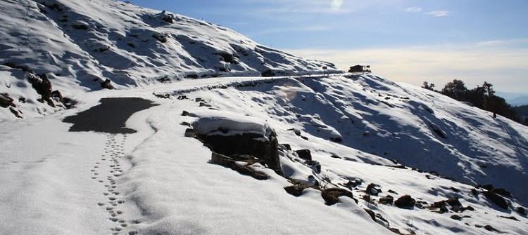 trekking in Tungnath
