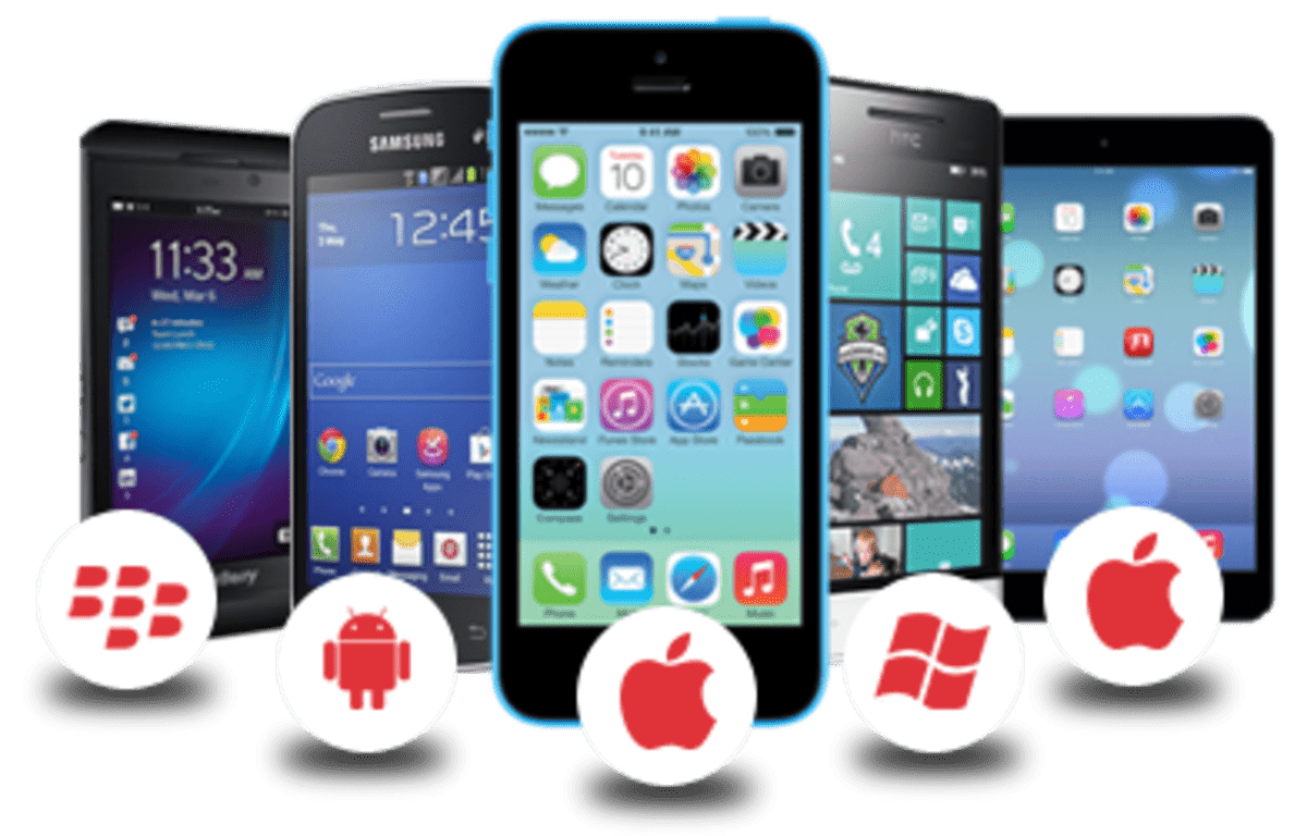 mobile application development in Dallas