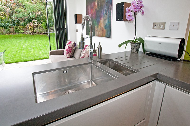 Grey Stone Kitchen Worktops : Grey Kitchen Worktops: Silestone vs Granite Joan B