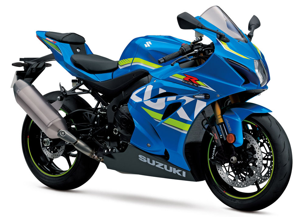 Top 5 Best Suzuki Sports Bikes Launched On The Roads