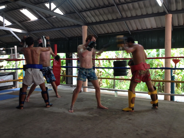 Health and Travel A Complete Experience In Muay Thai