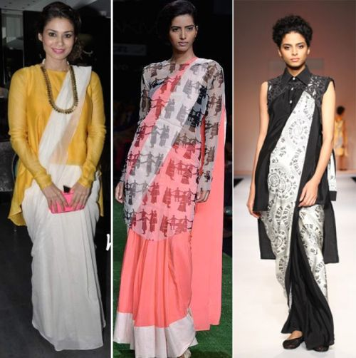 Festive Dhamaka: 5 Creative Ways To Style Up Your Darling Sarees