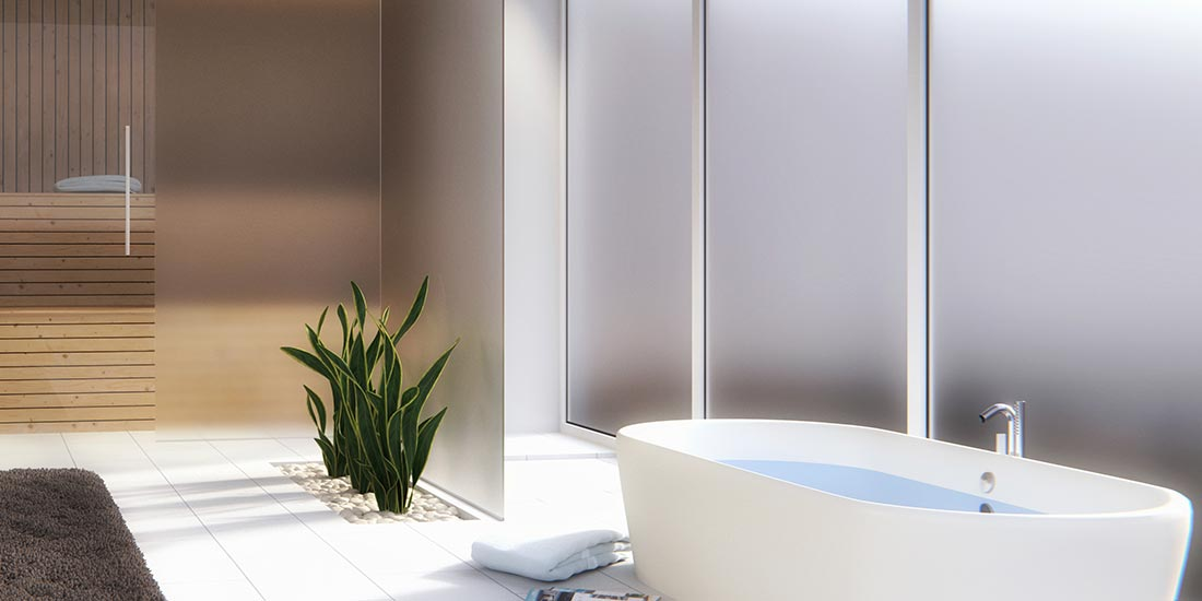 Why Frosted Glass Works Better For Your Home and Office?