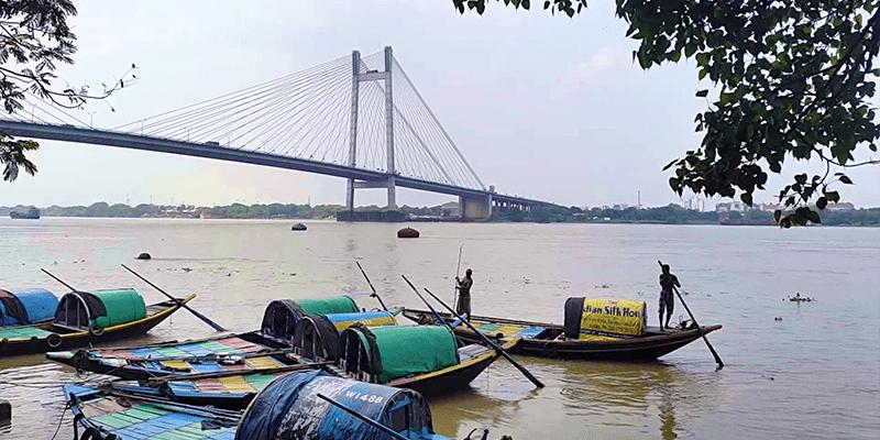 Ghats Of Kolkata