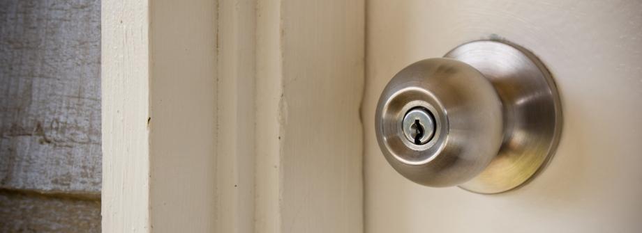 Front Door Lock Replacement