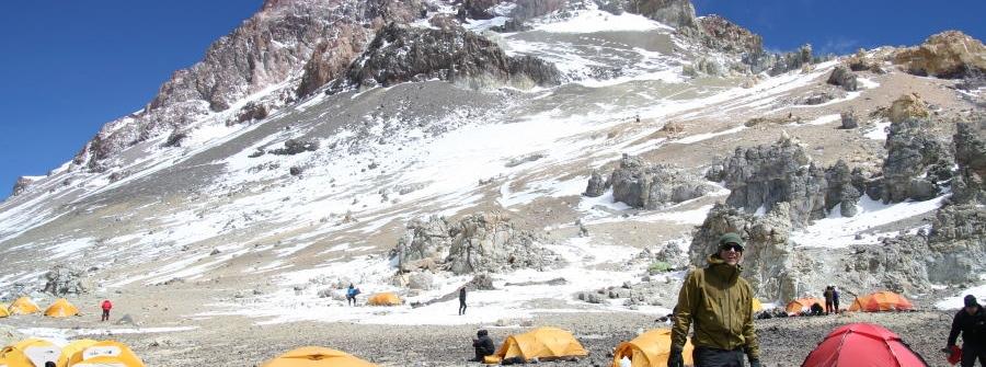 Aconcagua expedition